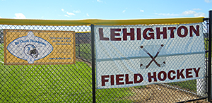 The Lehighton Field Hockey Team sponsored an awareness game for the Bo Tkach Foundation.
