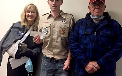 Billy Drake Eagle Scout Project